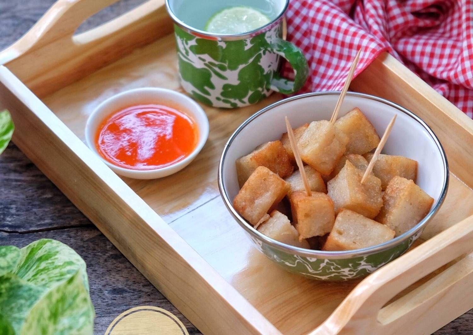 Lobak Resep Kue Makanan