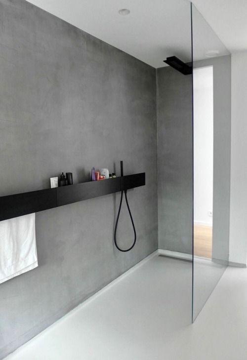 Wände im bad   Wände im bad   Pinterest   Badezimmer, Bad ...