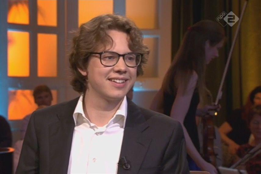 Pianist Hannes Minnaar