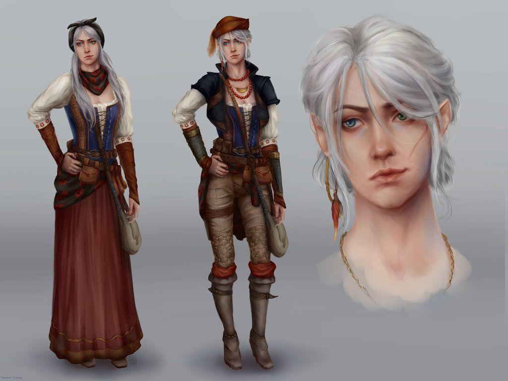 original character by AnnaHelme.deviantart.com on ...