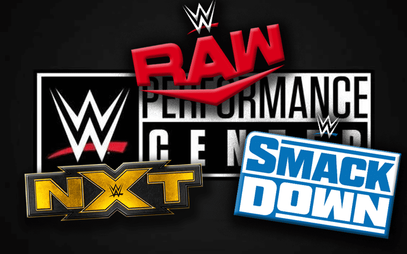 Wwe Performance Center To Continue As Raw Smackdown Home Https Www Ringsidenews Com 2020 03 17 Wwe Performance Center To Contin Wwe Wwe News Wwe Raw Videos