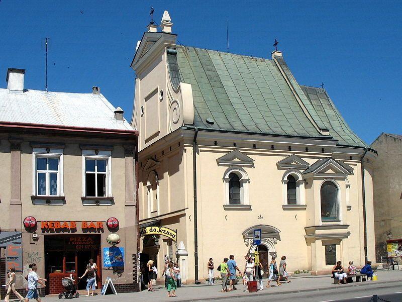 Jarosław kościół św.Ducha Kościół, Duchy