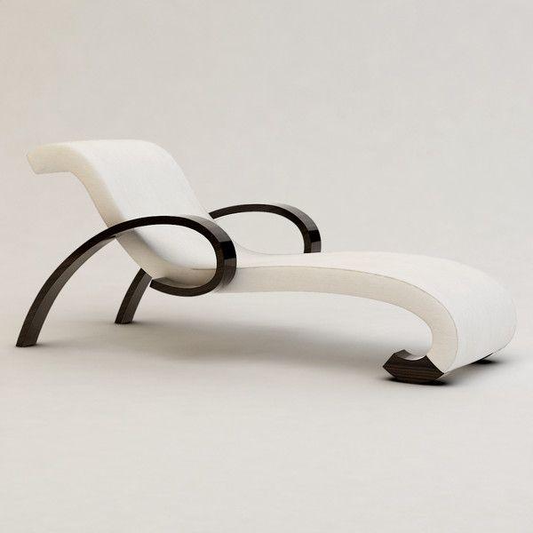 Armani Casa Barromini Chaise Lounge