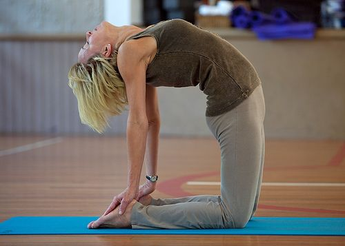 What a Backbend Can Reveal About Your Life