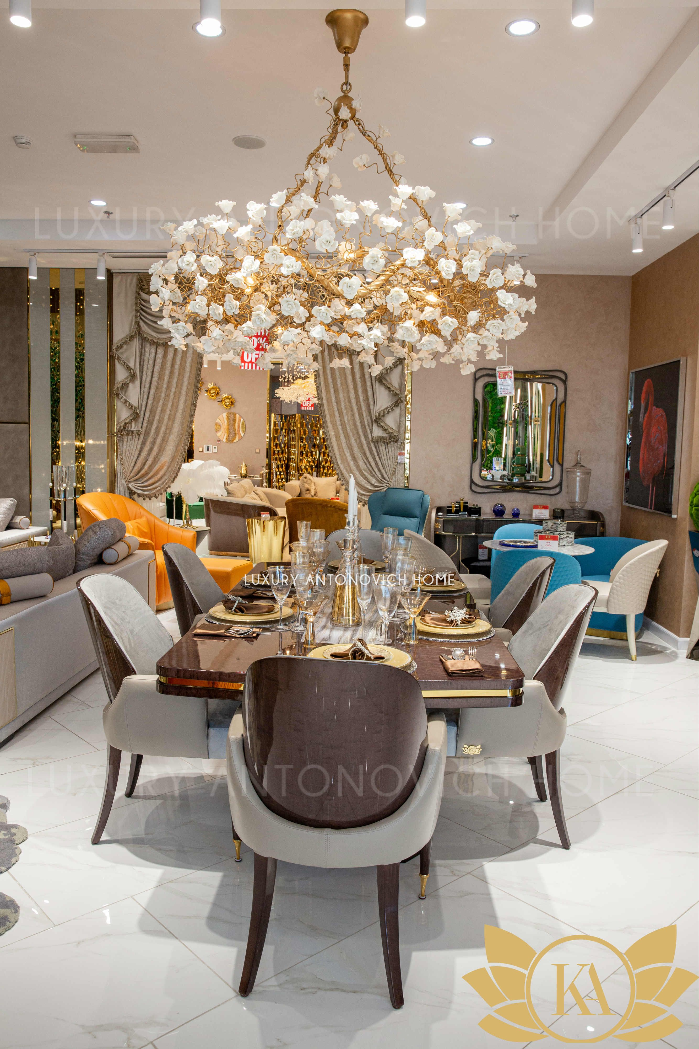 Exclusive Designer Furniture Showroom Luxury Antonovich Home Is A True Treasury In Which Every Lover Of Exclusive Furniture Interior Design Companies Furniture