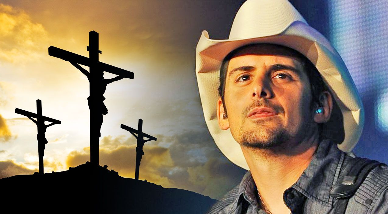 Brad Paisley Brings Endless Tears With Beloved \'Old Rugged Cross ...