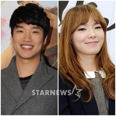 comedians shin bora and kim ki ri are officially a couple