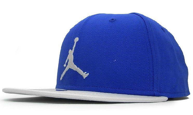 e6d9a26de06 New Era Michael Jordan Snapback Hats Caps Blue White 1189! Only $8.90USD