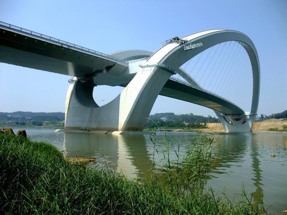 Nanning Bridge , Chine