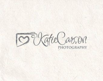 Premade photography logo design using a camera. Vector and ...