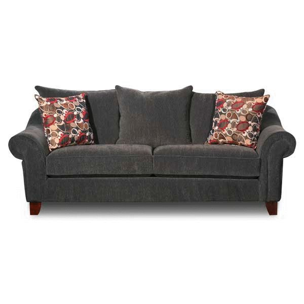 Surprising Textured Chenille Grey Sofa P 2823 My Place Sofa Gray Bralicious Painted Fabric Chair Ideas Braliciousco