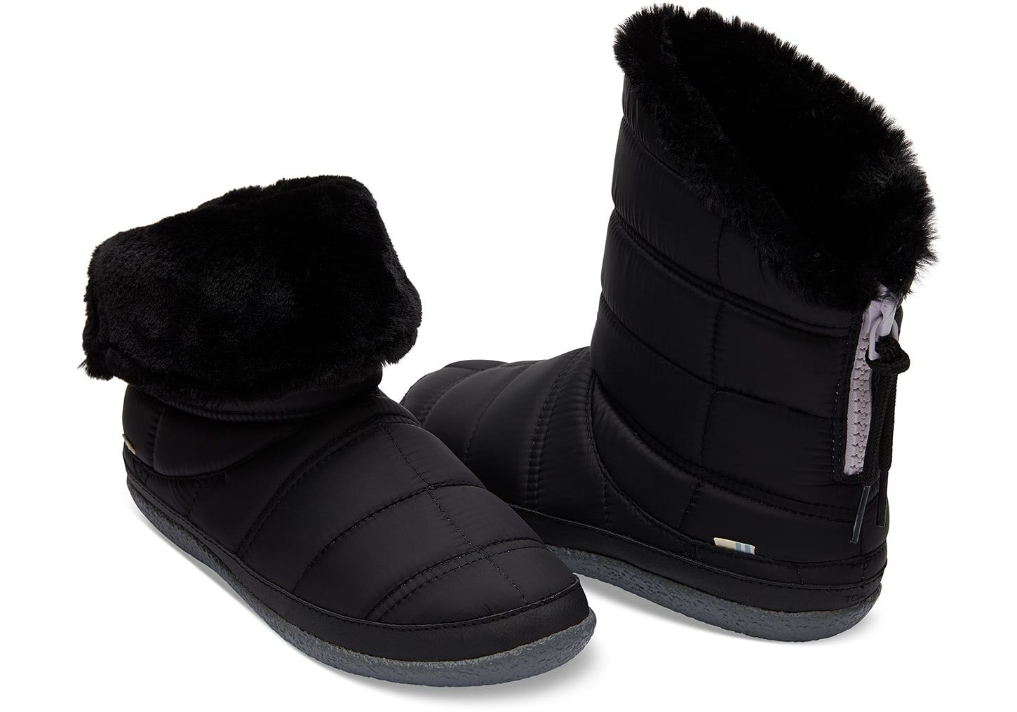 dd6af8576 Black Quilted Women's Inez Booties | Candis' Want List | Black quilt ...