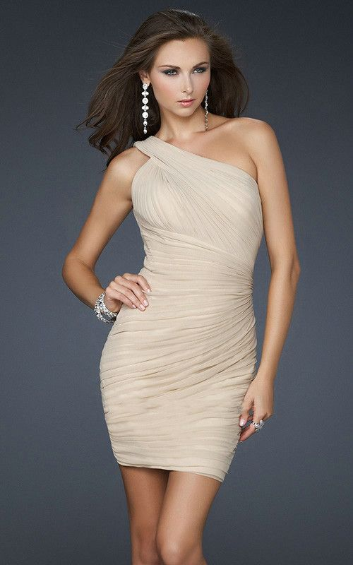 cutenfanci.com champagne cocktail dresses (03) #cocktaildresses ...