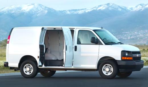 2019 Chevrolet Express Chevy Express Chevrolet Van Cargo Van