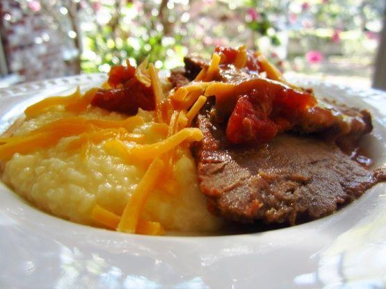 Crock Pot Cajun Pot Roast Recipe - Food.com