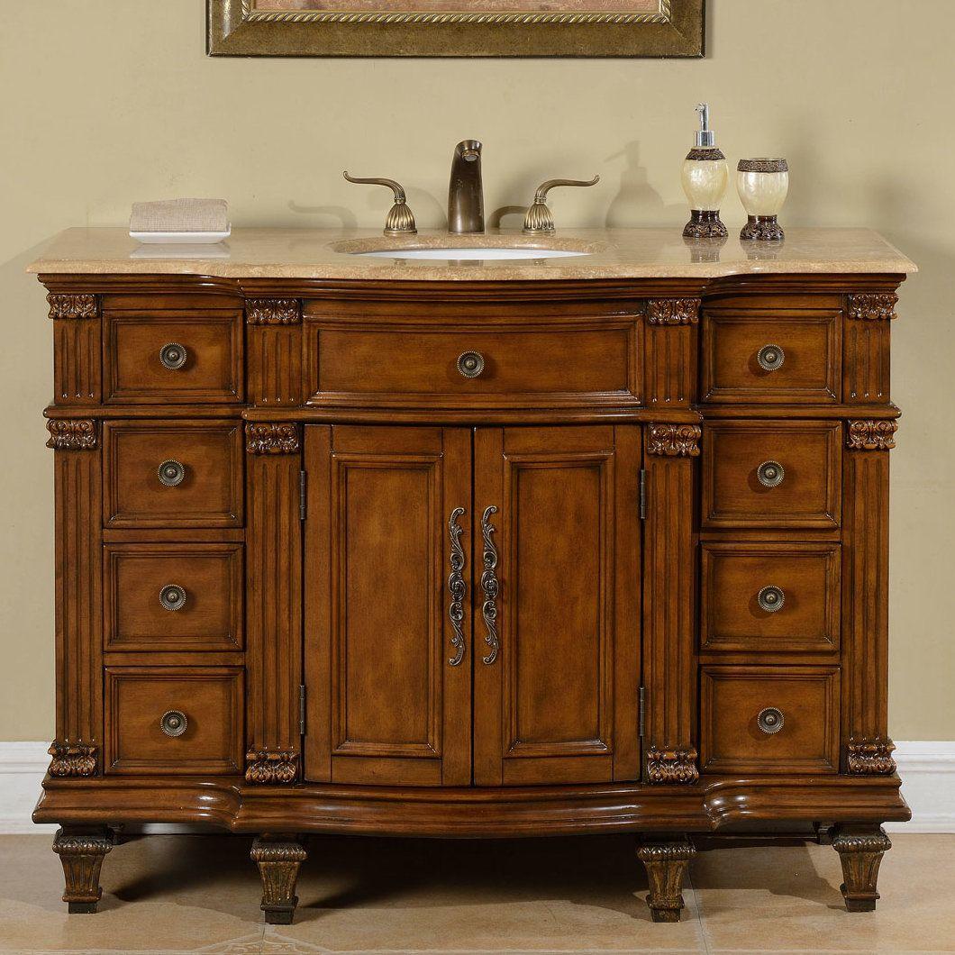Crist 24 Single Bathroom Vanity Set Single Sink Vanity Single