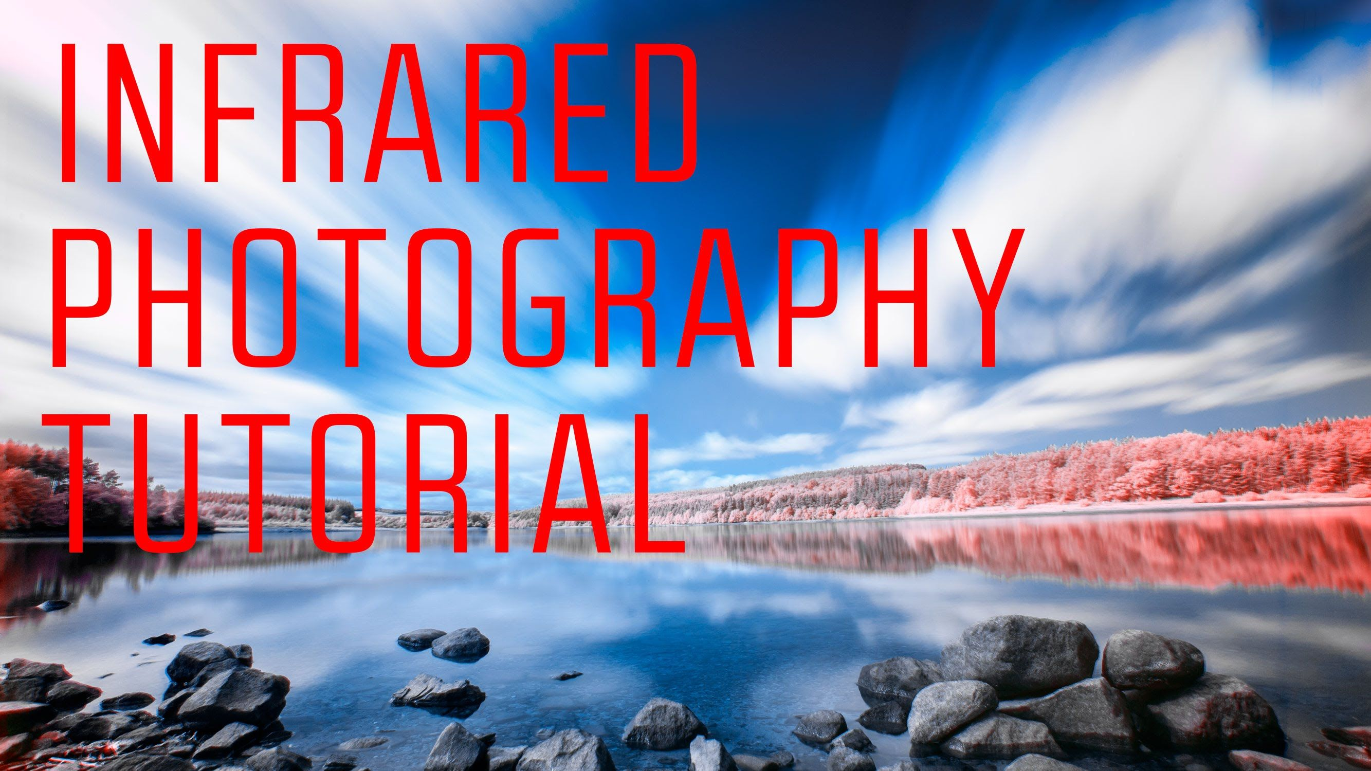Photography Tutorials Infrared Photography Tutorial Part 1 Shooting The Image