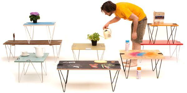 有了 TICK 任何板子都可變桌子 - DECOmyplace 新聞台