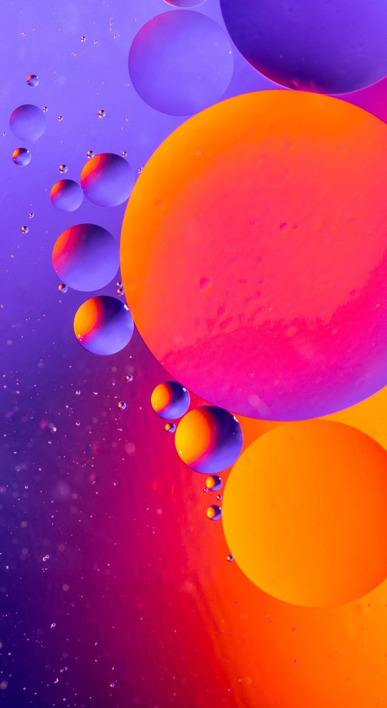 Multi Color Water Paint Wallpaper Ioswall Iphone Wallpaper Water Iphone Wallpaper Neon Wallpaper