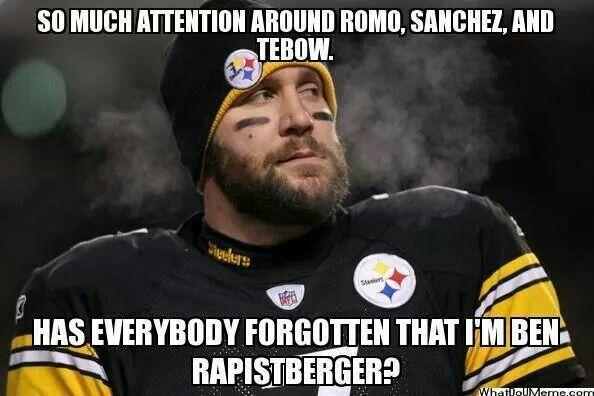 Nfl Pittsburgh Steelers Meme Steelers Football Steelers