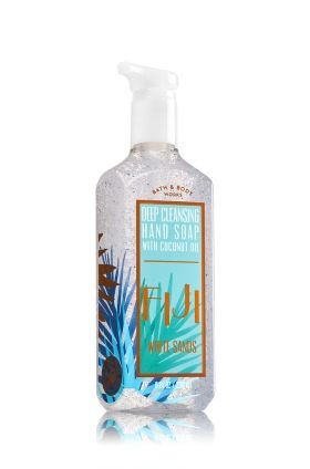 Fiji White Sands Deep Cleansing Hand Soap Bath Body Works