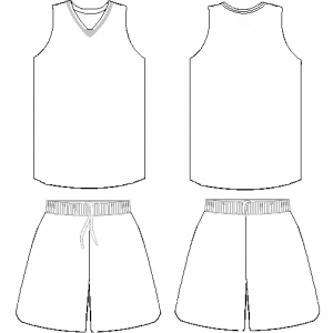 Download Basketball Jersey Template 97379 Png 300 300 Basketball Uniforms Basketball Jersey Basketball Uniforms Design