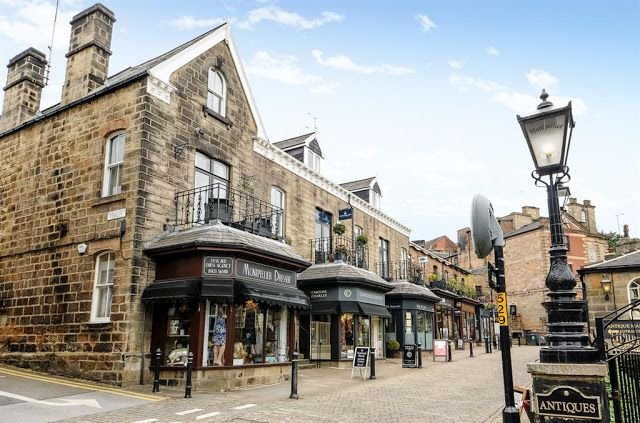 Harrogate Property News: Harrogate Property News - 2 bed flat for sale Montpellier Street, Harrogate HG1