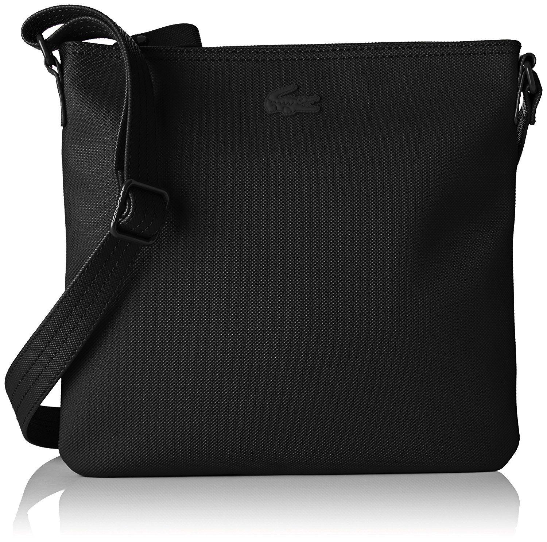 Lacoste Bags Across body bag - black