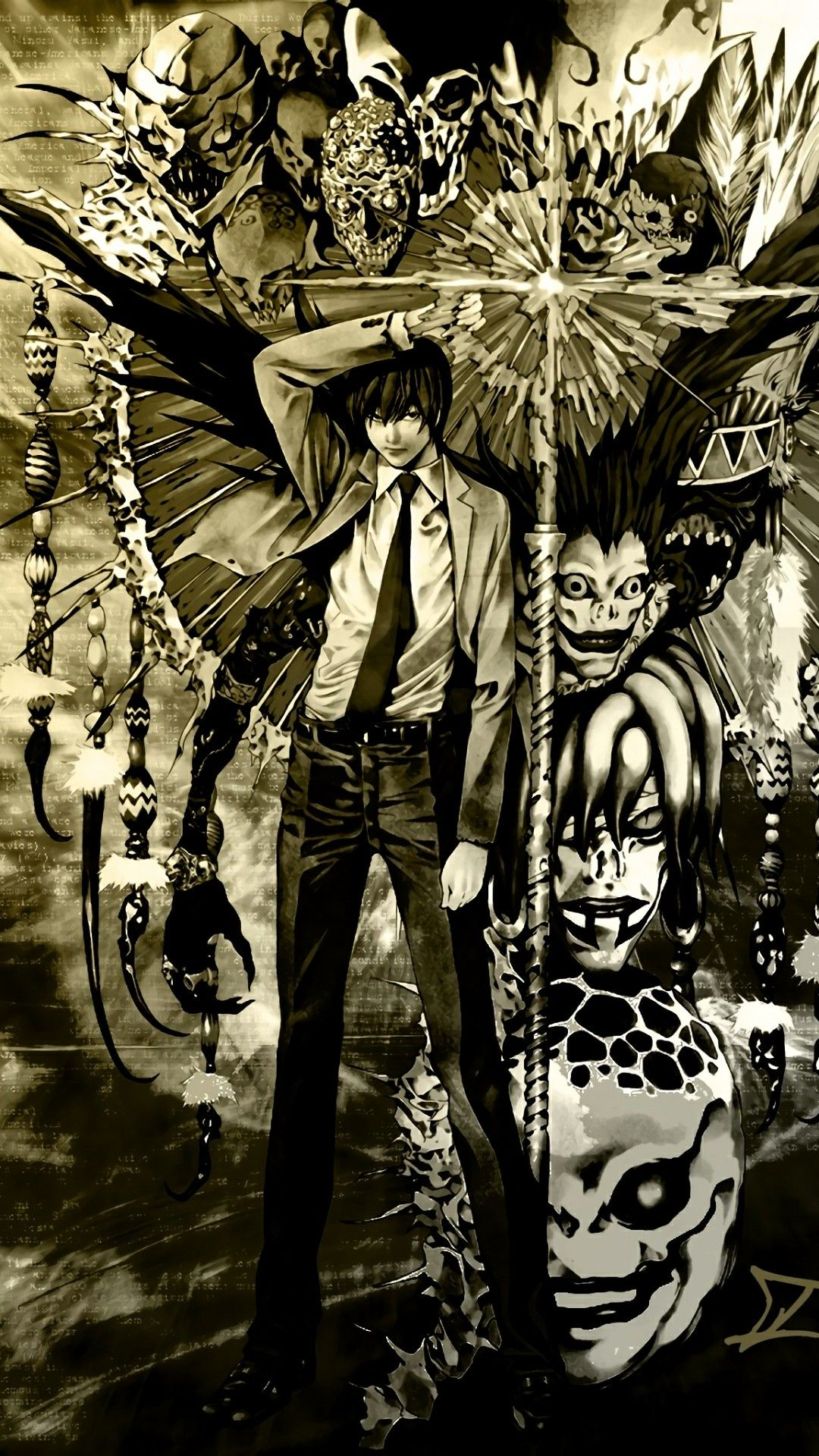 Pin By Lavi On Death Note Death Note Light Death Note Death Note Manga