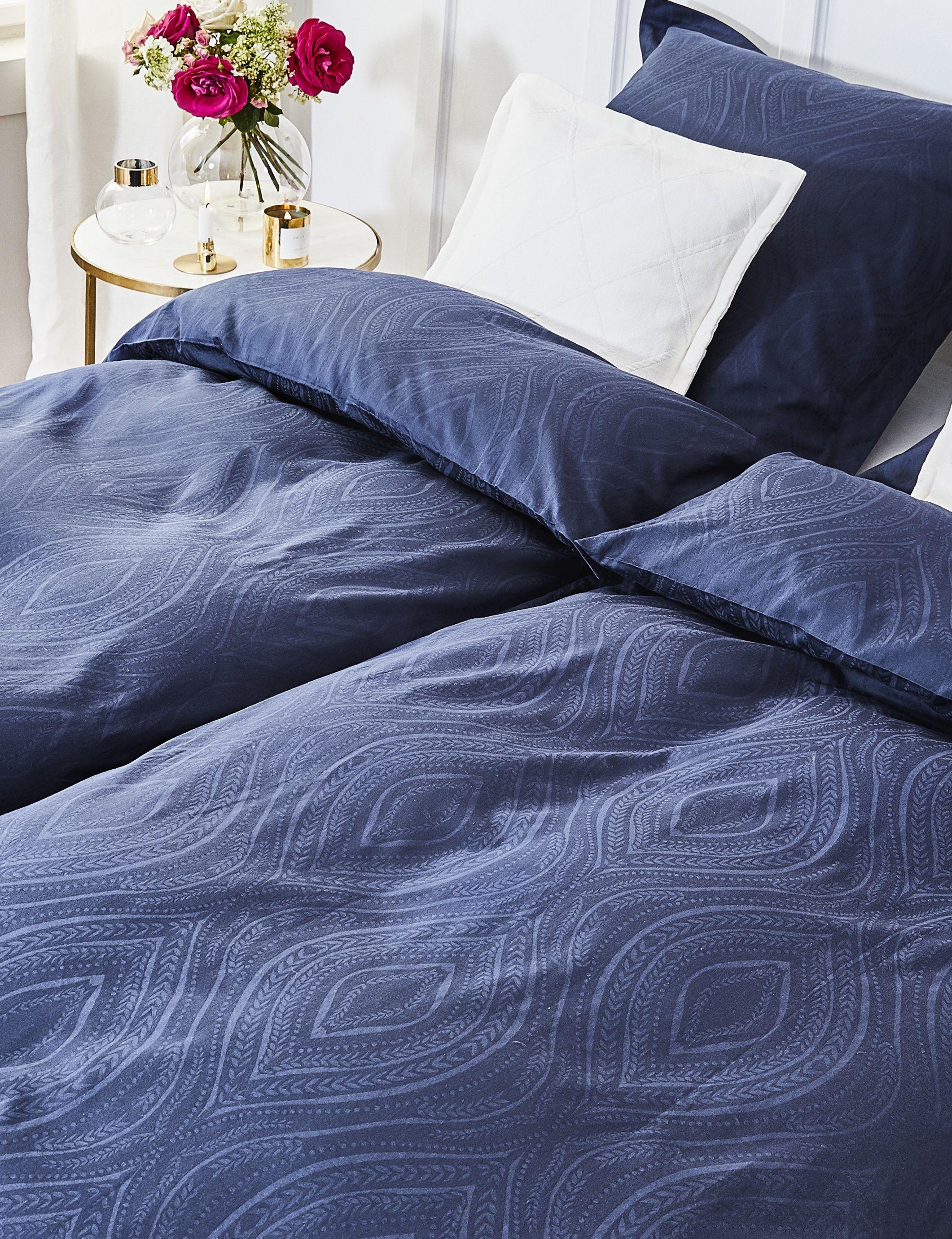 Bettwäsche In Blau Kann So Vielseitig Sein Wie Die Persönlichkeit