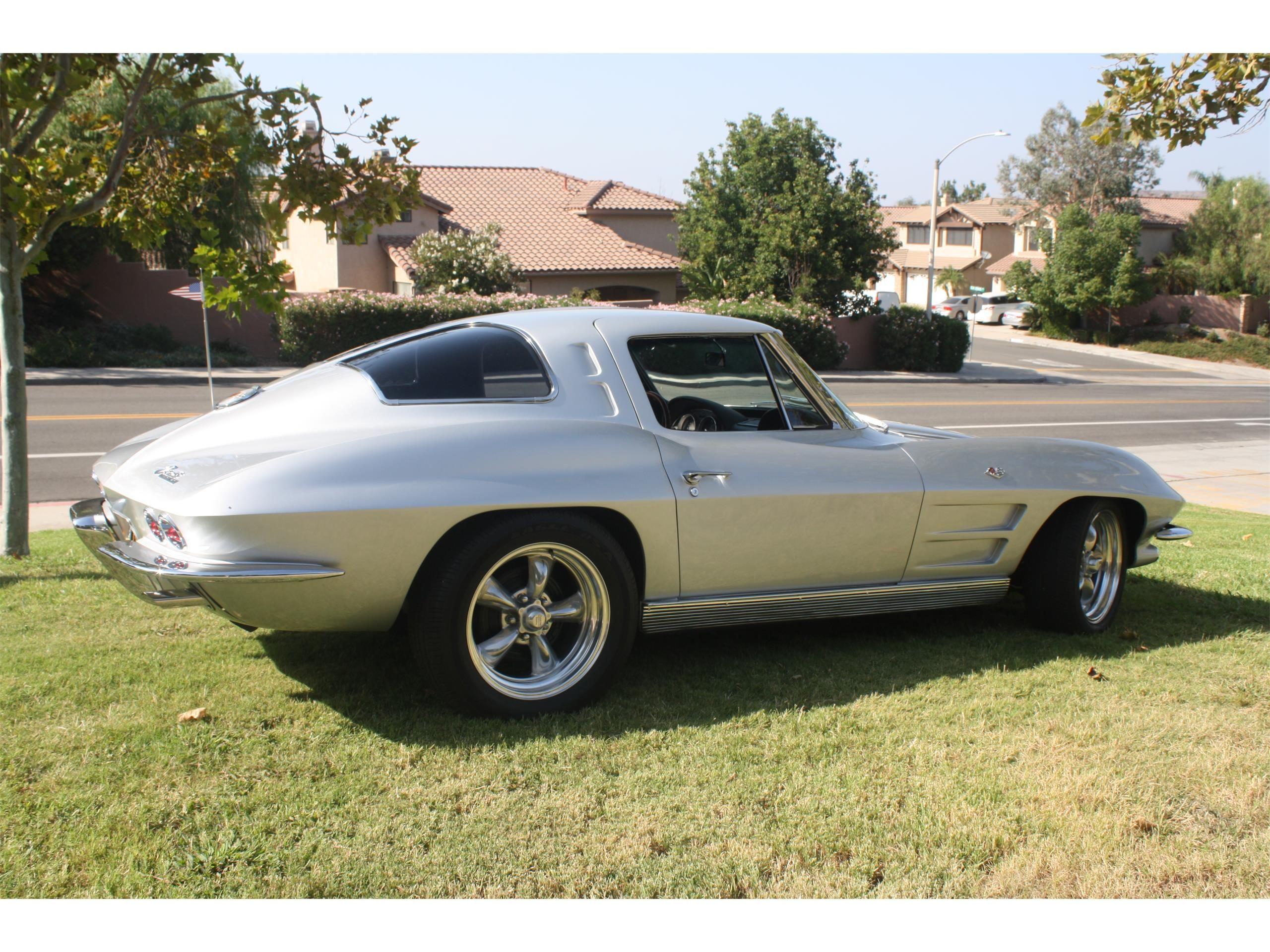 Classic 63 Chevrolet Corvette For Sale Listing Id Cc 1156325