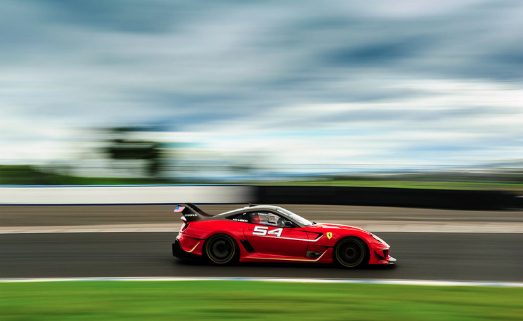 Prepping The Ferrari Track Day Cars Www Globalracingschools Com Ferrari