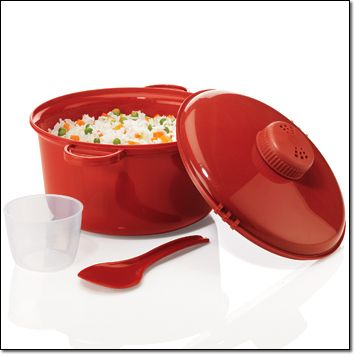 Get The Perfect Microwave Rice With Avon Living Cooker Includes Lid Spoon And Measuring Cup