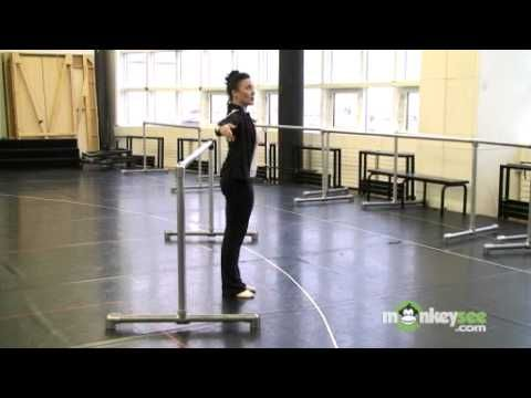 Ballet Barre Basics Dancers Resources Ballet Video Clips