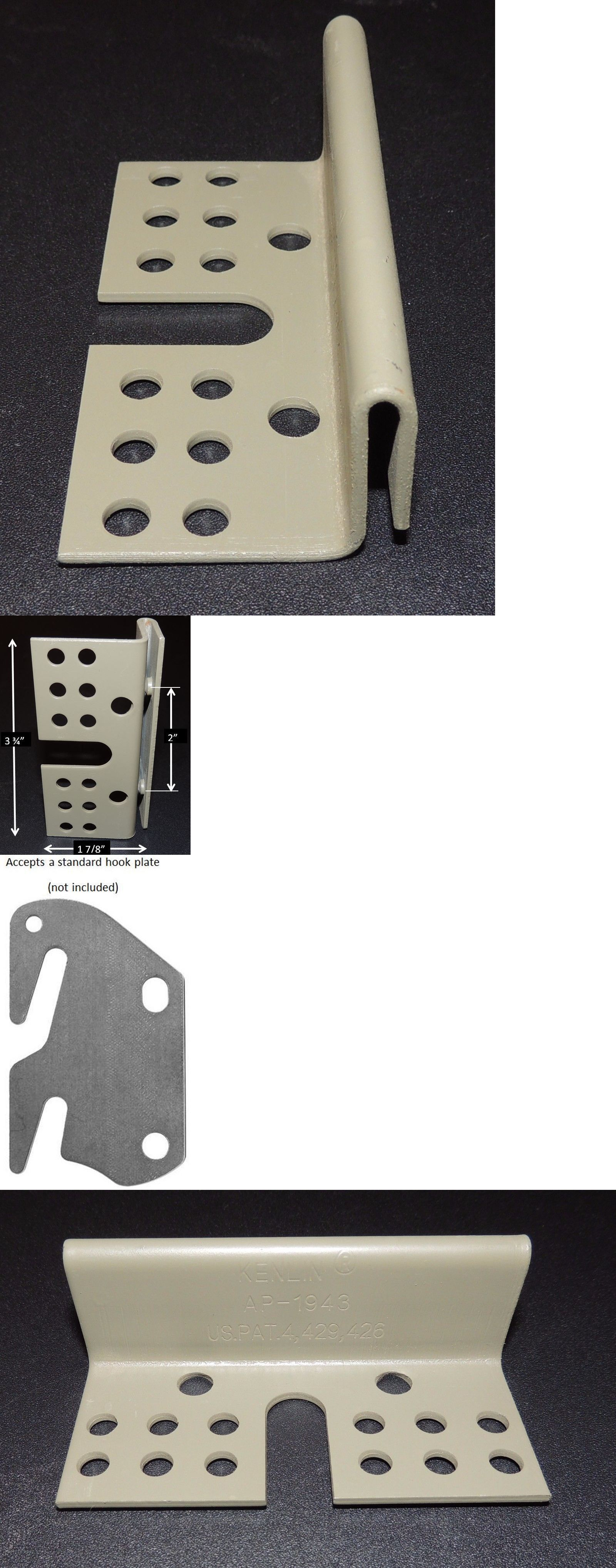 Bed and Waterbed Accessories 66737 Bed Rail Receiver