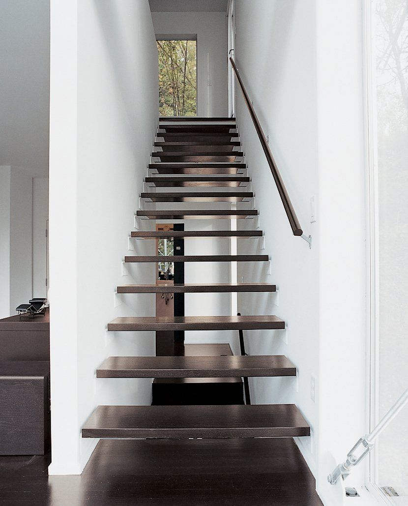Top 50 Best Wood Stairs Ideas: Aloft In The Forest In 2020
