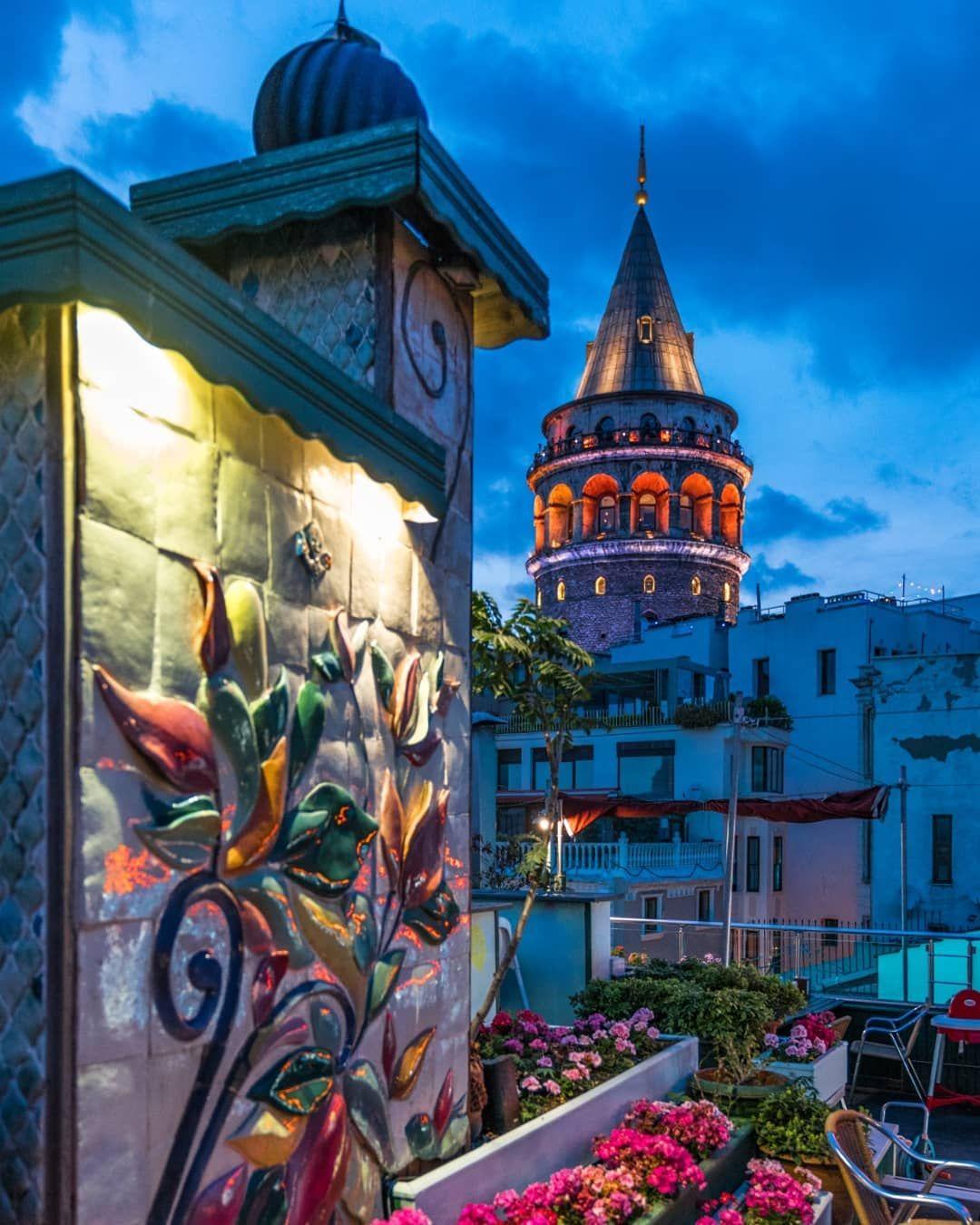 Hayirli Kandiller Galata Konak Cafe Istanbul