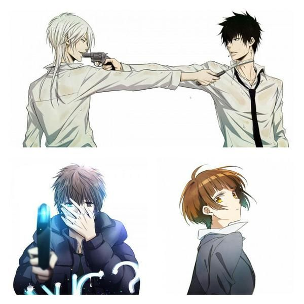 Psycho Pass Season 1 And 2 Was Awesome I Need Season 3 Psychopass