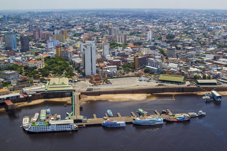 Manaus Brazil Photos - Worldatlas.com