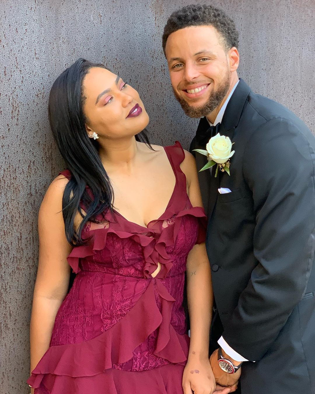 Wardell Curry On Instagram Wedding Szn Alert Ayesha And Steph Curry Cute Couples Ayesha Curry