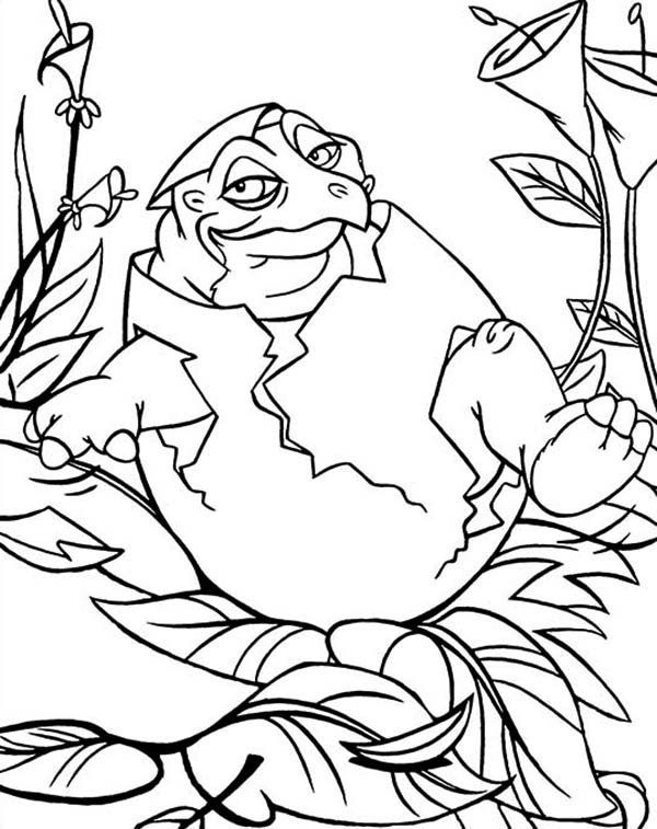 Land Before Time Baby Born Spike Coloring Page Download Print Online Coloring Pages Fo In 2020 Coloring Pages Kids Printable Coloring Pages Dinosaur Coloring Pages