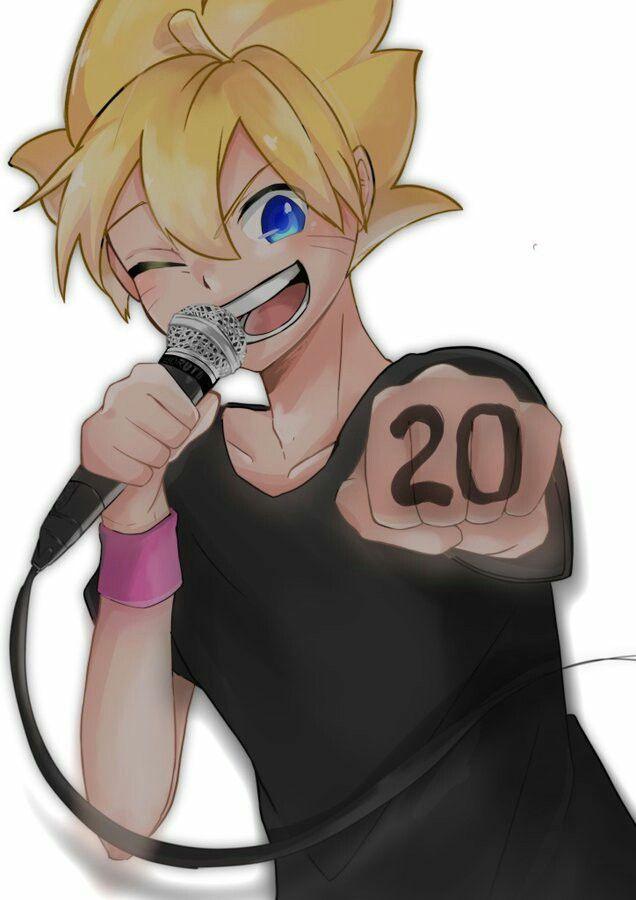 Pin de Yael en Naruto Shippuden,Boruto: Naruto Next ...
