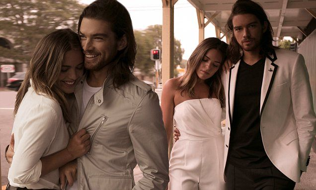 Olympia Valance Cuddles Up To Home And Away Hunk Jackson Gallagher Home And Away Olympia Valance Fashion Wise