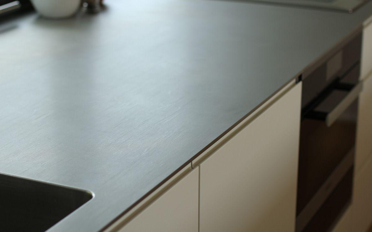 Küchen ganz individuell: Nicht gefunden  Edelstahl arbeitsplatte