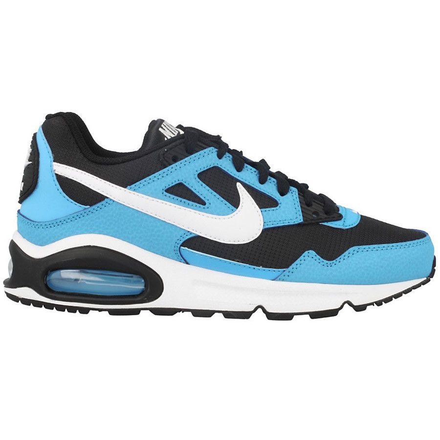 Nike Air Max Command Wmns, scarpe da ginnastica donna, nero