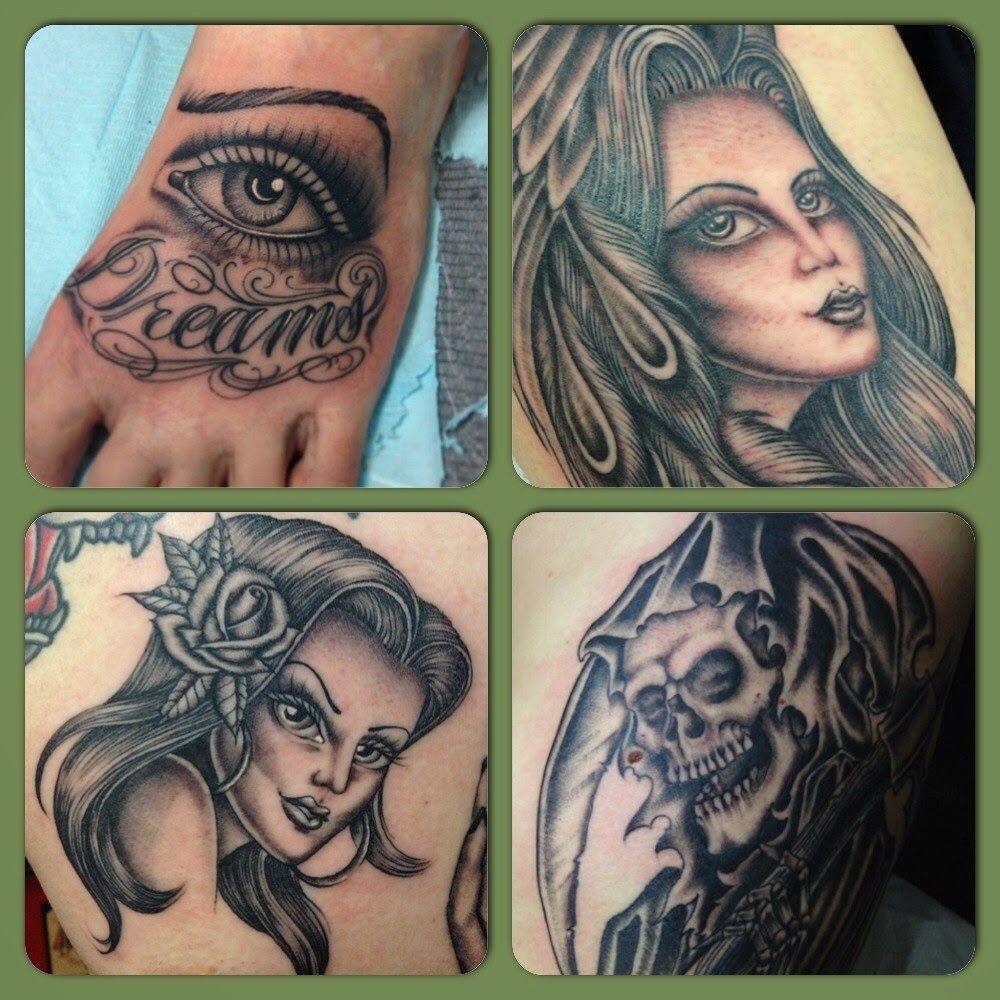 Tattoos by mina aoki allstar ink tattoos guests part