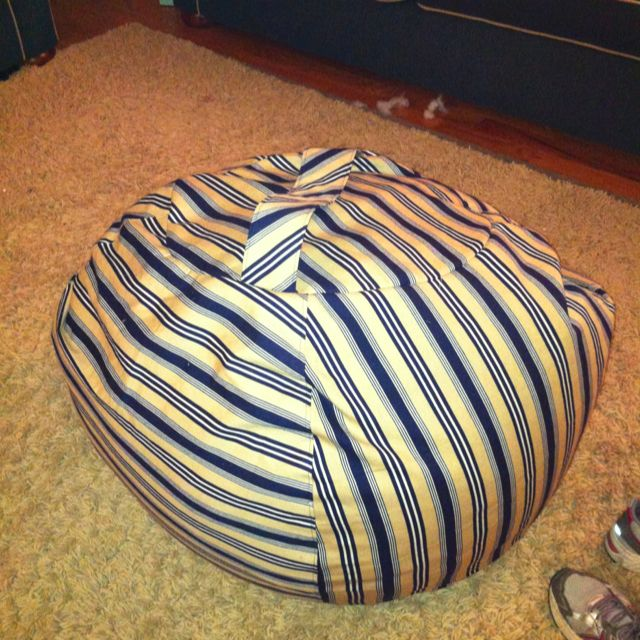 Stupendous Rollie Pollie Is Finished Did This Bean Bag Chair Pdpeps Interior Chair Design Pdpepsorg