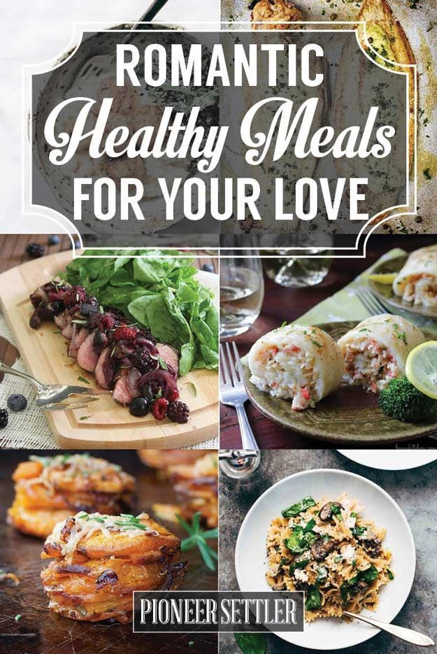 Quick and easy romantic dinner recipes for two