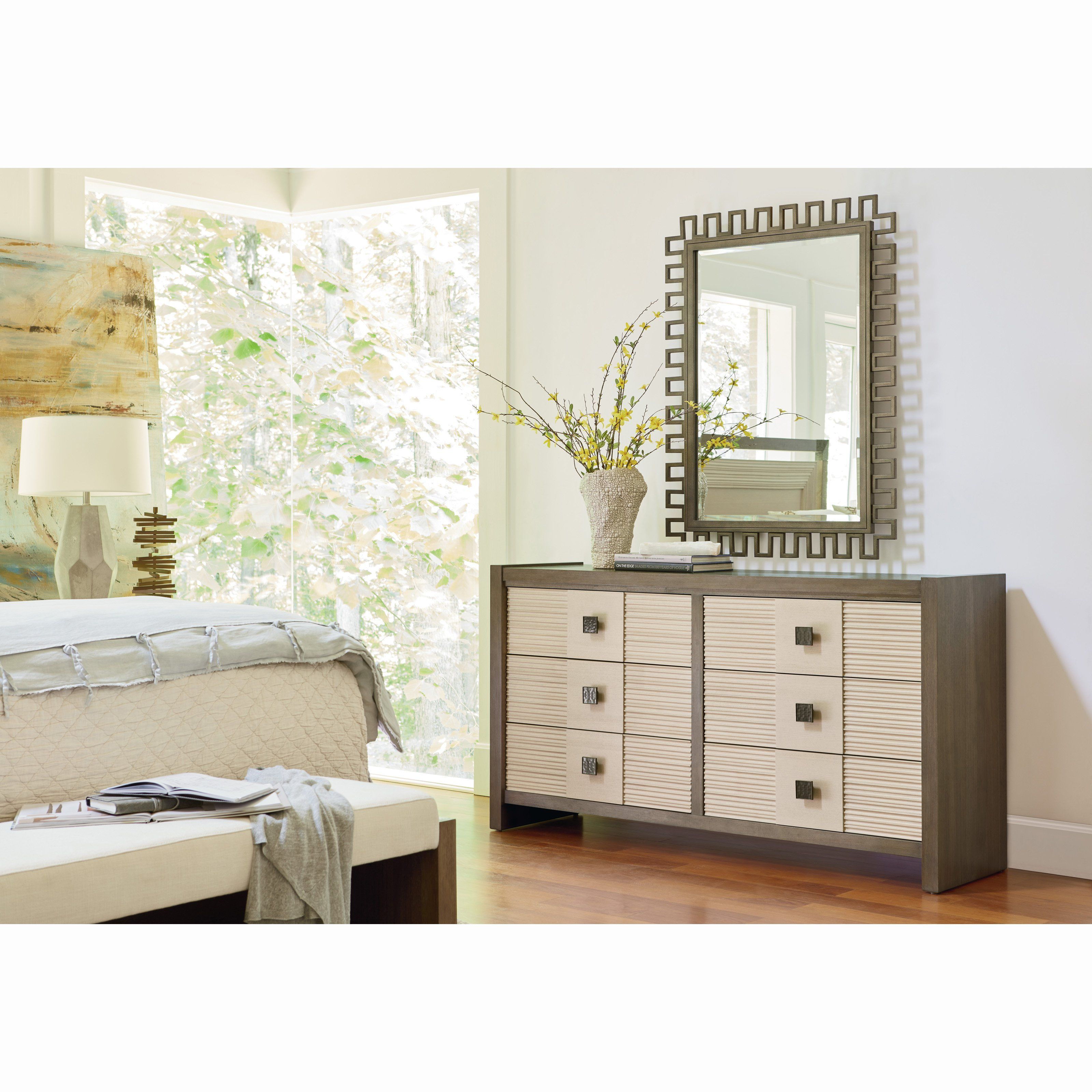 Universal Furniture Synchronicity 6 Drawer Dresser with
