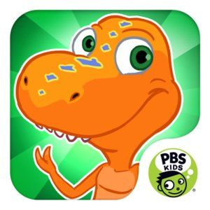 Dinosaur Train Mesozoic Math Adventures (Kindle Tablet